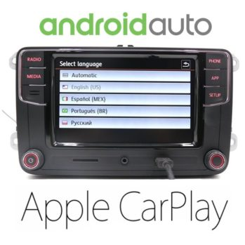 RCD 330 Plus Android Auto