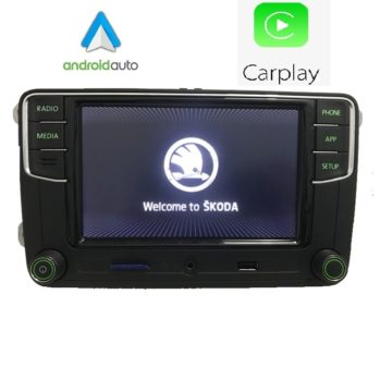 Skoda RCD330Plus CarPlay